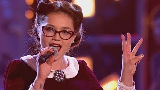 Repeat youtube video Georgia performs 'Three Little Birds' - The Voice UK 2014: The Knockouts - BBC One