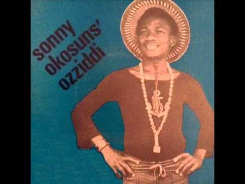 Sonny Okosun Ozziddi - Steady And Slow (Nigeria, 1978)