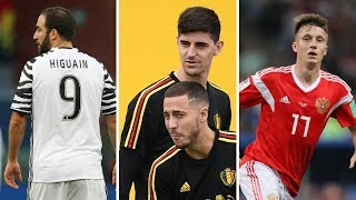 COURTOIS+HAZARD TO MADRID|| CHELSEA AGREE TO SIGN GOLOVIN||£60M FOR HIGUAIN|| THE TRANSFER SHOW