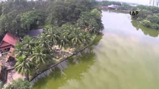 DJI Phantom 2 ( Shah Alam Lake Gardens )