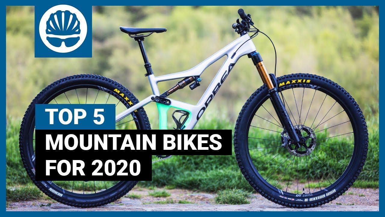 Best Trail Bike 2020.Top 5 2020 Mountain Bikes