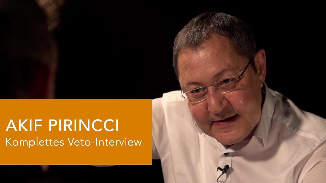 Akif Pirincci Interview