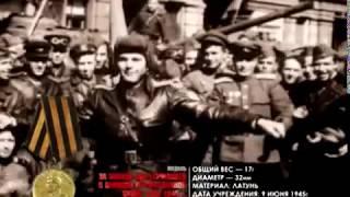 Медаль «За победу над Германией в Великой Отечественной войне 1941–1945 гг »