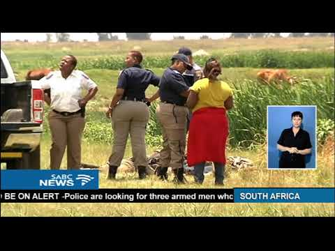 Four illegal miners killed in a shoot-out with police