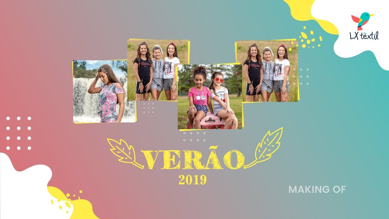 LX Têxtil - Making Of - Verão 2019