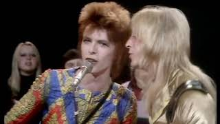 David Bowie - Starman  TOTP  (studio version)