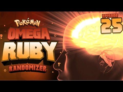 EXPANDING MY MIND - Pokémon Omega Ruby & Alpha Sapphire RANDOMIZER Nuzlocke Episode 25!