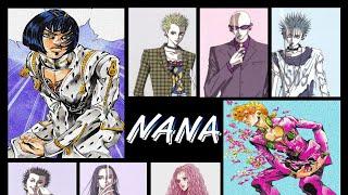If Araki wrote Nana