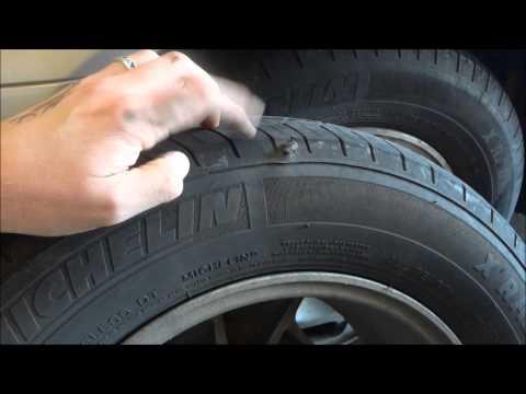 21 months - 24k miles Update # 3 sidewall puncture tire plug repair