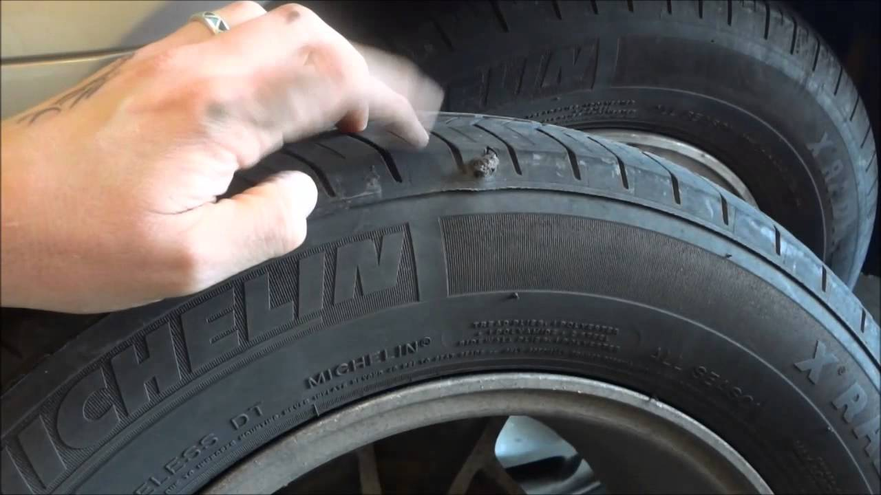 Free Tire Patch