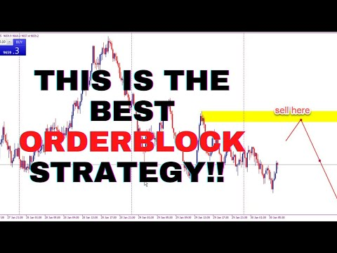 99% Orderblock Tading