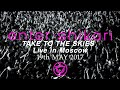 Enter Shikari - Take To The Skies: Live in Moscow (Moscow Stadium. May 2017)