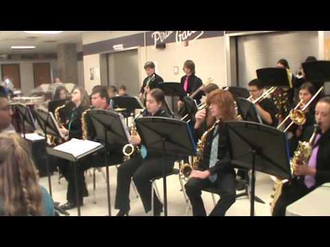 Freebird - Bristow High School Jazz Band - Bristow, Oklahoma