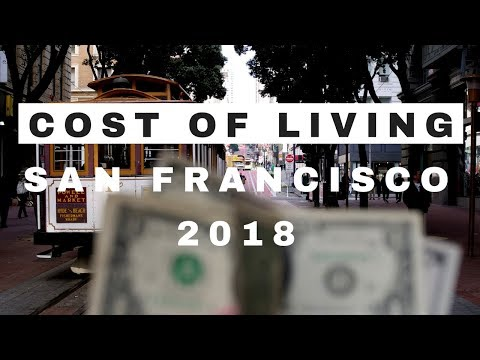 Cost Of Living In San Francisco Usa