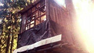 Дом на дереве своими руками(Дом на дереве:июнь2013-август2014. Вторая часть: https://youtu.be/tf2Jsidh1d4., 2014-08-30T09:22:08.000Z)