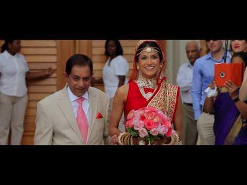 Our Wedding: Bride, Bridesmaids, and Ceremony