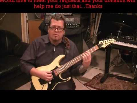 Dio - All The Fools Sailed Away - Guitar Lesson by Mike Gross