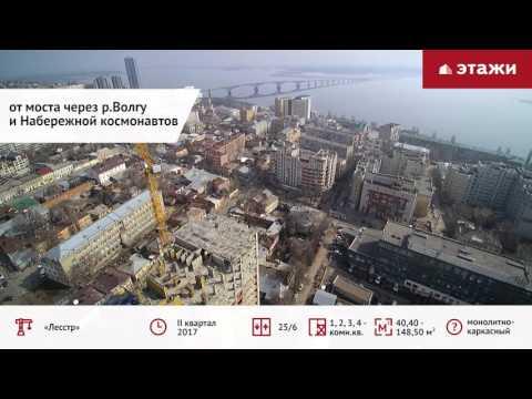 Cтроящийся жилой комплекс Царицынский Саратов