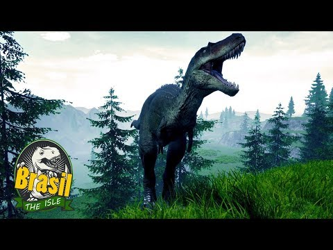 The Isle #92 - Nanotyrannus, Novo Dino do Realismo BR (Gameplay PT/BR)