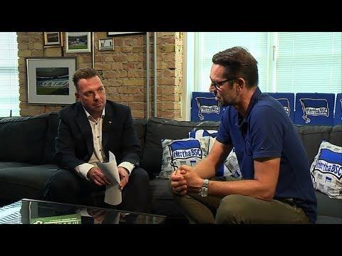 Querpass SPEZIAL mit Hertha-Boss Michael Preetz - Teil 1