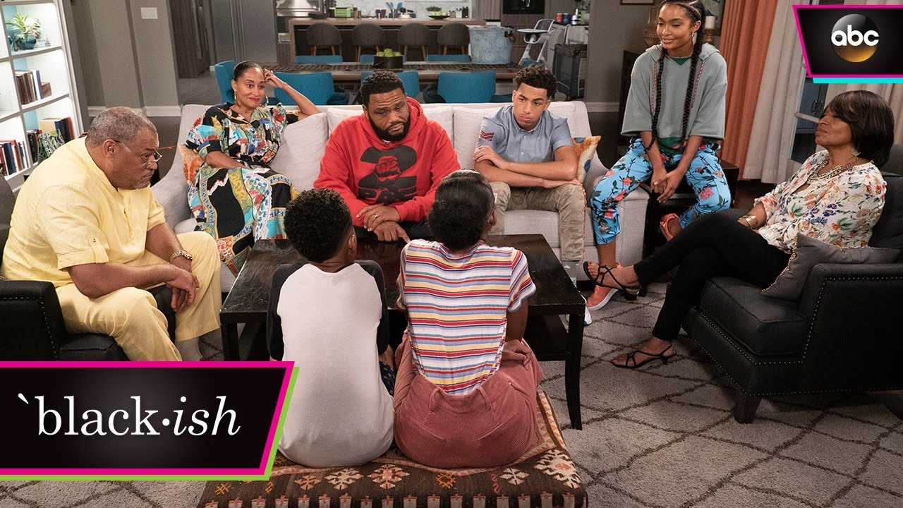 Download 100-ish Seconds of Funny Moments - black-ish