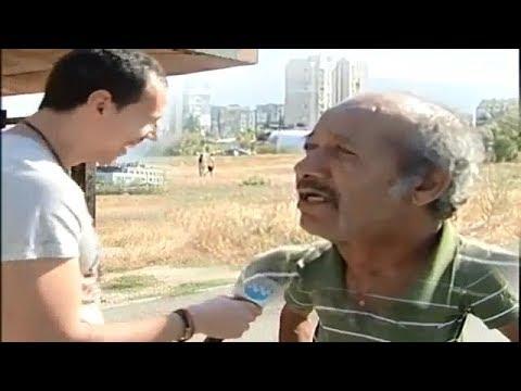 Лудия Репортер - Неее, не съм пил! (смях) (АРХИВНИ КАДРИ)