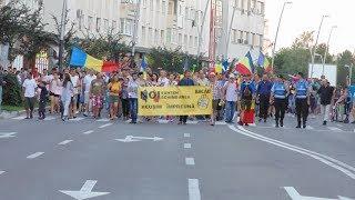 Protest 11 august 2018, Bacău