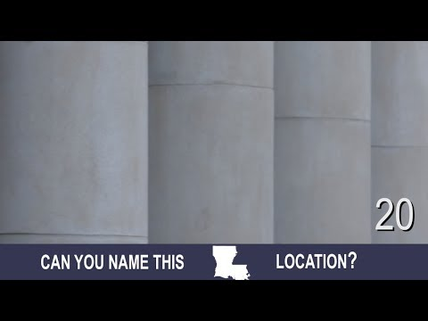 Can you guess this New Orleans location in 20 seconds or less?