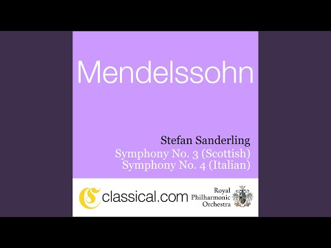 Symphony No. 4 'Italian' in A, Op. 90 - Allegro vivace