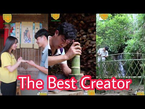 Chinese Creative Tik Tok China