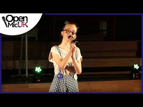 LOVE IS LIKE A BUTTERFLY – DOLLY PARTON Performed By KIRA HURST At Open Mic UK Singing Contest