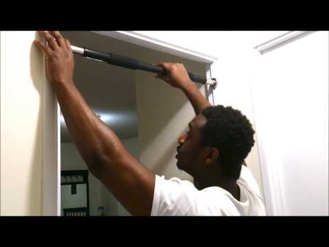 Doorway Chin Up/ Pull Up Bar (Episode 2)