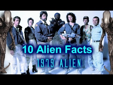 10 interesting facts from 1979 Alien