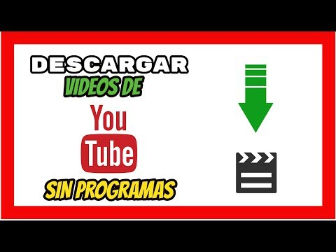 COMO DESCARGAR VIDEOS DE YOUTUBE SIN INSTALAR PROGRAMAS | Descargar videos facil y rapido 2019