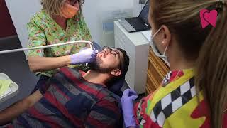 Tratamiento de ortodoncia con brackets en Dental Médica Valencia
