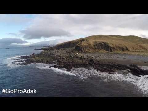 Adak, Alaska 3DR Drone 2017 pt. 1
