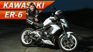 ТЕСТ-ДРАЙВ KAWASAKI ER-6N от Jet00CBR | Обзор мотоцикла Ninja 650