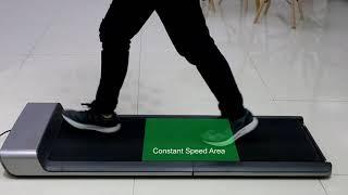 WALKINGPAD P1 Smart Walk Folding Treadmill