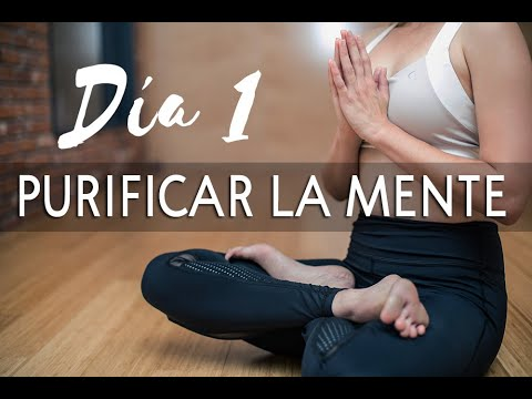 DÍA 1 - PURIFICAR LA MENTE | MEDITACIÓN GUIADA | RELAJAR TU MENTE | EASY ZEN