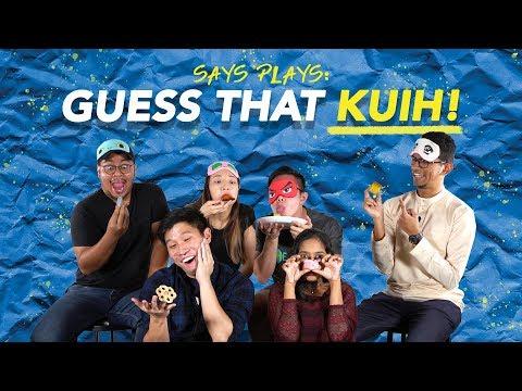 Do Malaysians Know Their Kuih? | SAYS PLAYS