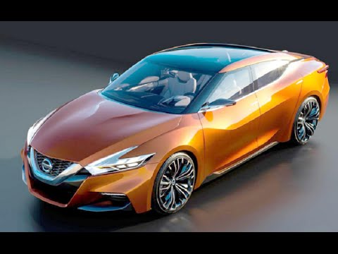 2018 Nissan Maxima - YouTube