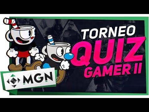 LO MEJOR DE NUESTRO TORNEO QUIZ GAMER II   MGN