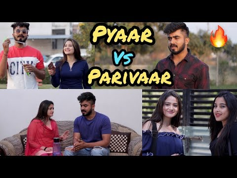 Pyaar vs Parivaar || HALF ENGINEER