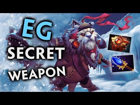 EG secret weapon — Tusk by Cr1t