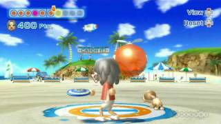 wii sports resort man and his trusty dog gameplay movie