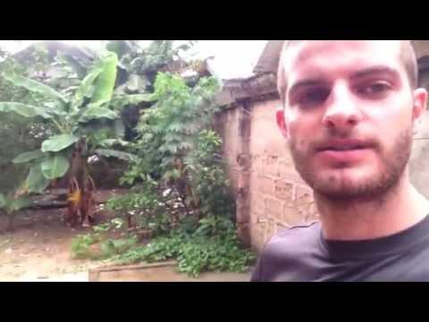 My accomodation in Benin City