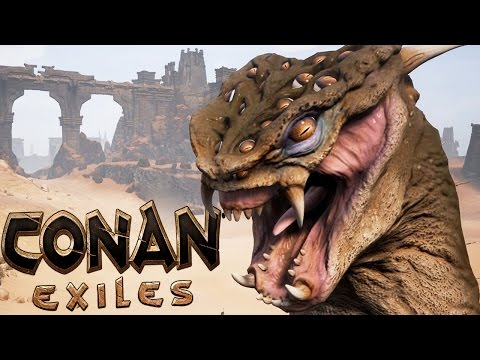 Conan Exiles - NEW ABOMINATION BOSS MONSTER IS HARDEST YET - Conan Exiles Gameplay