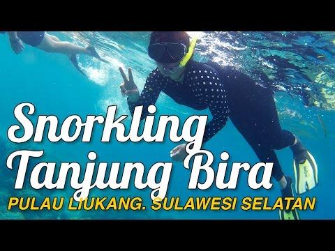 Snorkling di Tanjung Bira, Makasar, Pulau Kambing dan Pulau Liukang, Sulawesi Selatan