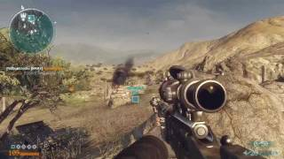 Gameplay - Medal of Honor 2010 Multiplayer