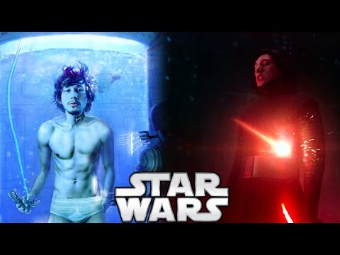 Download Youtube: Why Didn't Chewbacca's Blaster Kill Kylo Ren in The Force Awakens? - Star Wars Explained